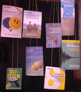 RUOK book display