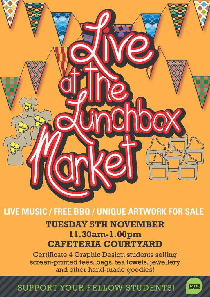 Live at Luncbox Market A3