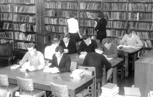 Library D 1960's
