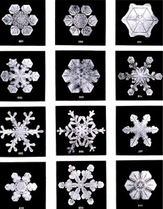 Snowflakes vintageprintable