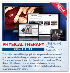Films on Demand Physical Therapy Promo