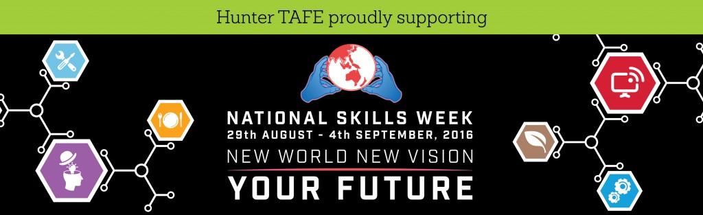National Skills Week 29th August - 4 September 2016