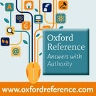 Oxford Reference