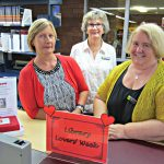 Hamilton Library Staff