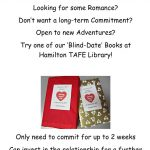 Book Blind Dates