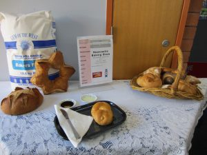 Hamilton TAFE Library Bakery Display