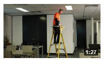 Clickview Working from Heights Series