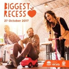Wyong Biggest Recess 2017