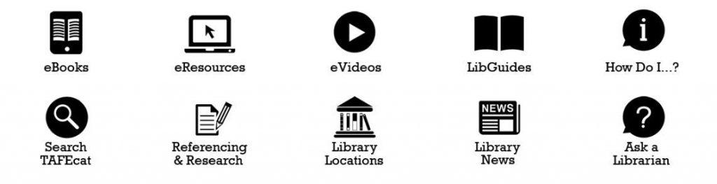 Library Portal Homepage