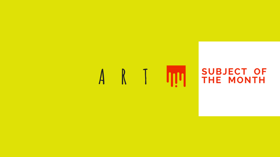 Subject of the month - Art