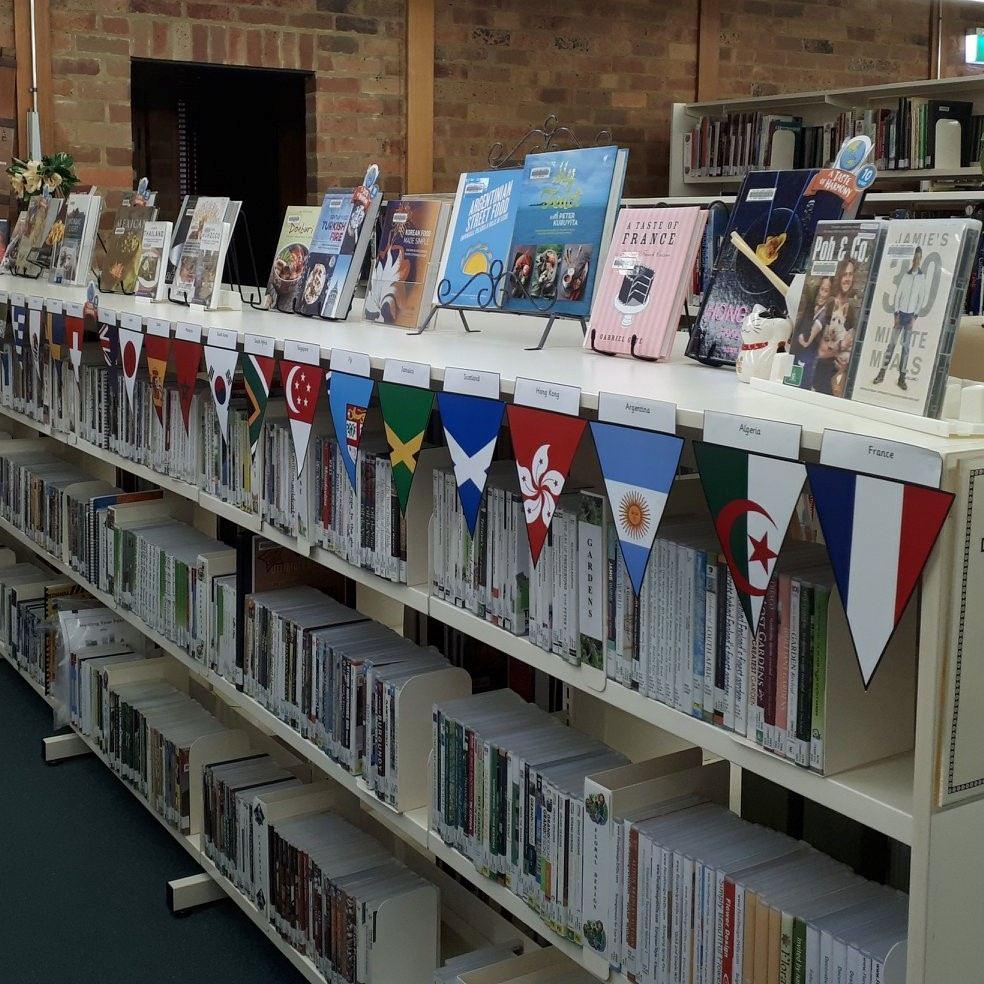 Harmony Day at Kurri Kurri Library
