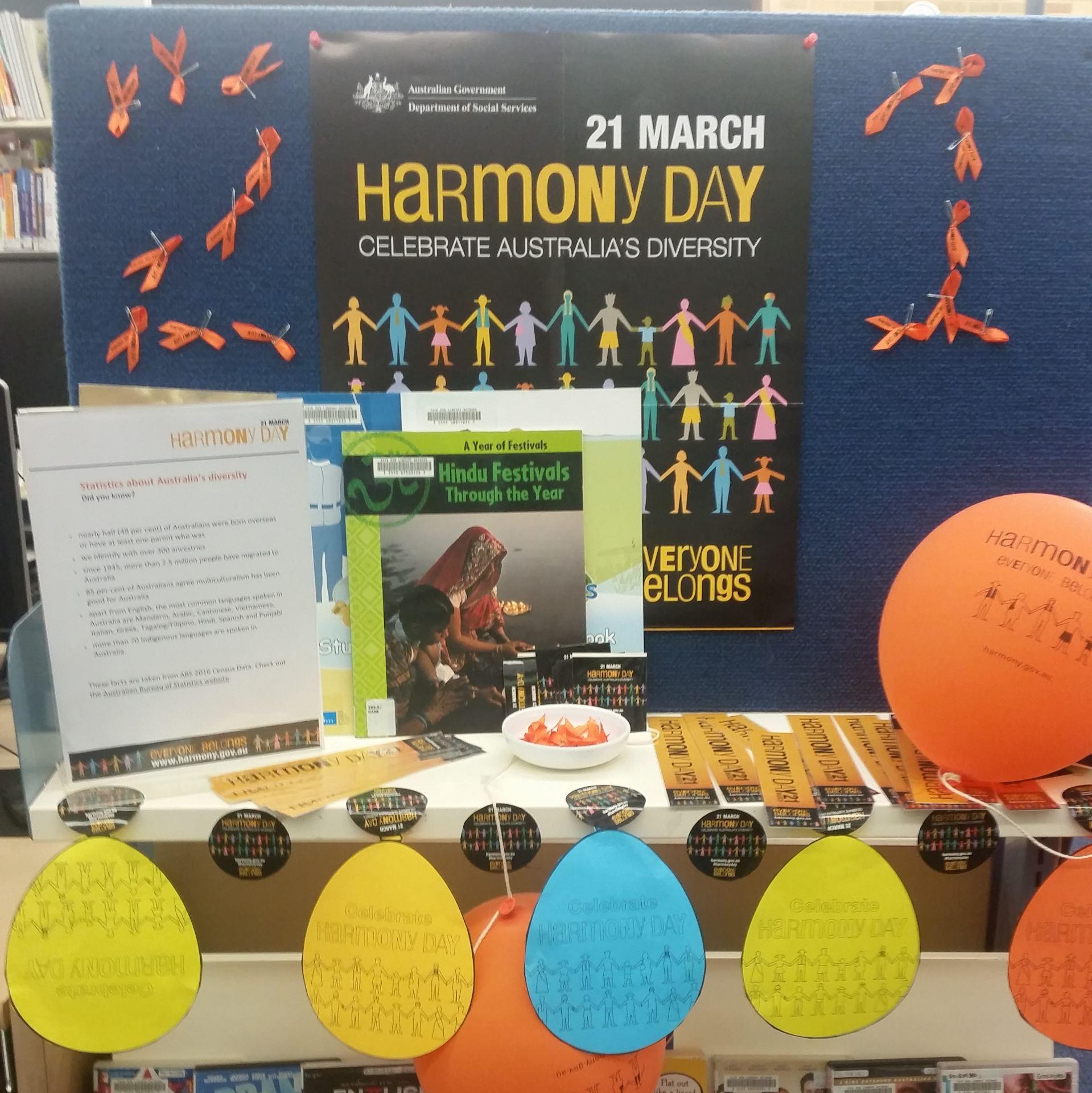 Harmony Day at Gosford