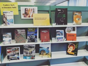 trade display library Glendale TAFE