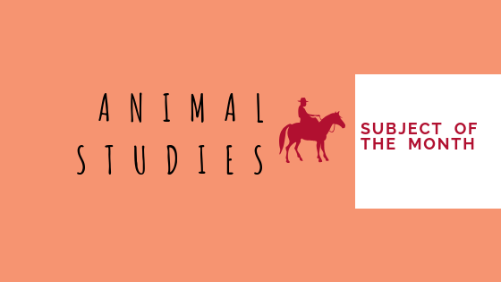 Subject of the Month Animal studies